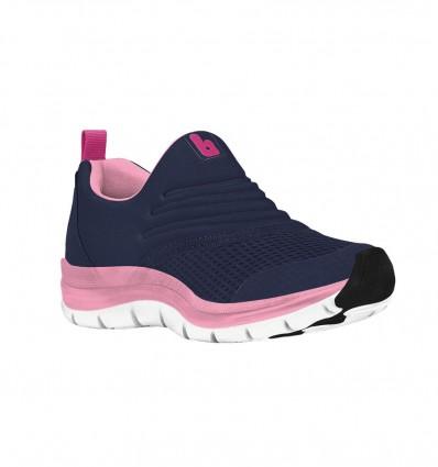 Adidasi copii roz si galben fluorescent