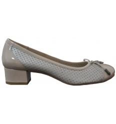 Pantofi dama din piele ECLOT