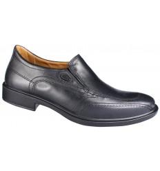 Pantofi barbati din piele neagra JOMOS004