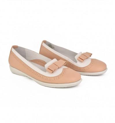 Pantofi din piele Relax049