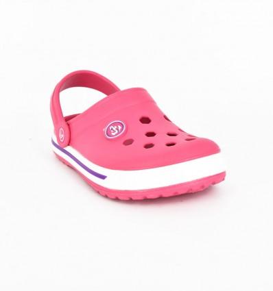 Papuci copii Clog
