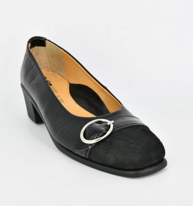 Pantofi cu Toc scurt Relax068