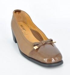Pantofi dama din piele Relax030