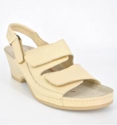 Sandale dama batz din piele vksz
