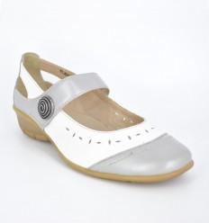Pantofi dama din piele ELABO