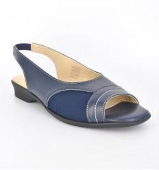 Sandale dama din piele TEMPO