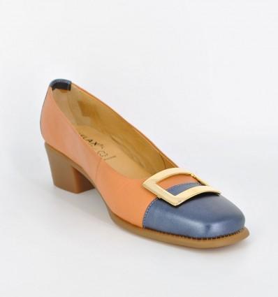 Pantofi dama din piele Relax035
