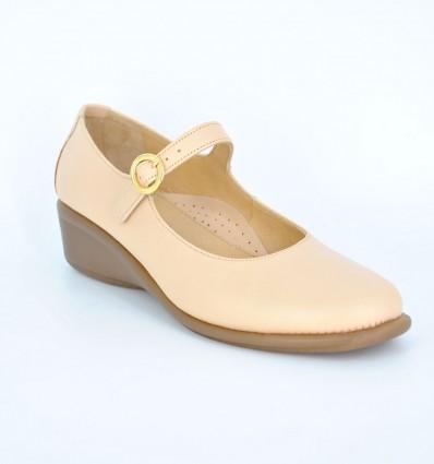 Pantofi dama din piele Relax034